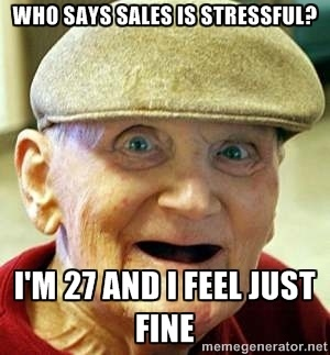 50 relatable and funny sales memes
