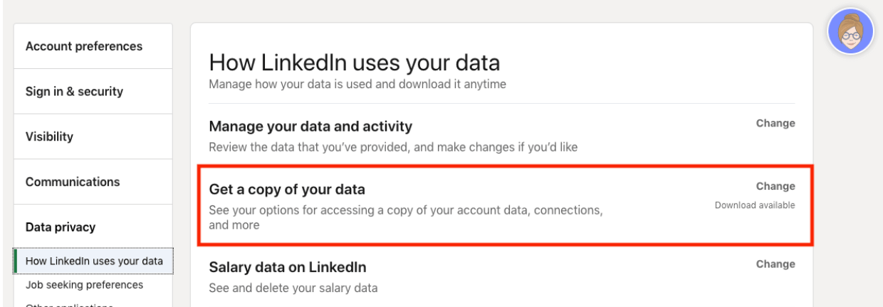 How to find people's emails on LinkedIn? Your first degree connections are the easy place to start.