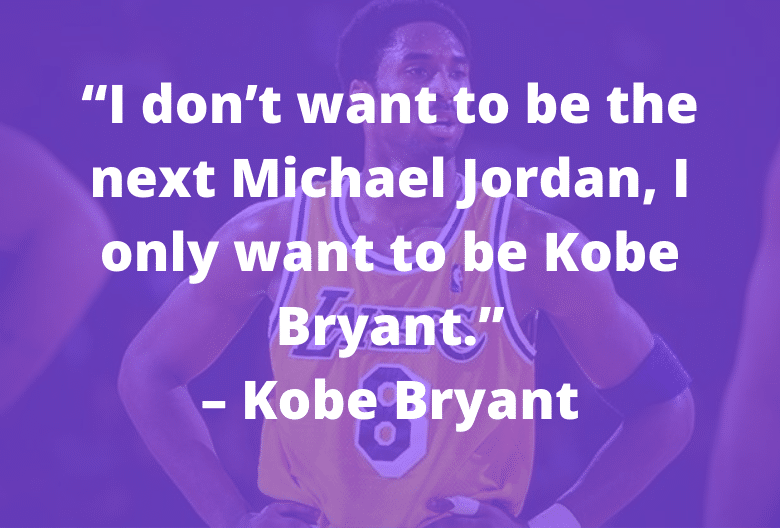 Motivational sales quotes from Kobe Bryant? Heck ya.